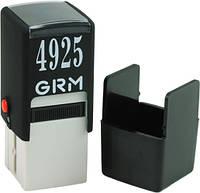 Оснастка для печати,  GRM 4925  25*25мм с футляром