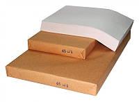 Бумага газетная А4, 45г/м2, 500 листов