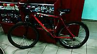 Велосипед Gitane Conception бордовий