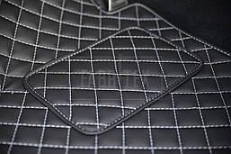 Автомобильные коврики из эко кожи
