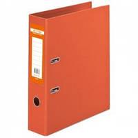 Папка-регистратор  А4/8см Е30721-06 оранжевая