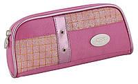 """Пенал школьный  CF85364  """"Trendy Style"""", розовый/желтый прямоугольный"""