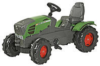 Трактор педальный Rolly  Toys Farmtrac Fendt 211 Vario зеленый