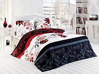 Комплект постельного белья бязь евро размер first choice karmen