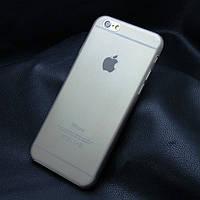 """Мягкий ультратонкий пластиковый чехол-накладка для Iphone 7 (4.7"""")"""