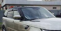 "Дефлекторы дверей (ветровики) Land Rover Range Rover Sport II 2013 деф.окон ""CT"""