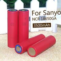 Аккумулятор Sanyo UR18650GA 3500mAh 10A