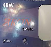 Накладной светодиодный светильник LED Aron S-1602 48W 3000K-6000K с ПДУ