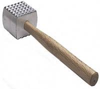 Молоток для мяса с дер.ручкой, кухонная посуда