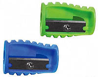 Точилка для карандашей Economix Е40633 мини рифленая