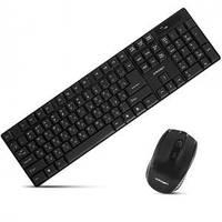Беспроводной набор клавиатура и мышь CROWN СММК-954W