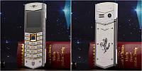 Vertu Signature 2SIM Gold-White. Доставка 8 дней