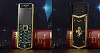 Vertu Signature 2SIM Gold Black. Доставка 8 дней