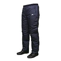 Теплые спортивные мужские штаны на синтепоне  A11515
