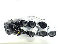 Комплект видеонаблюдения на 8 камер 945kit 8ch AHD Gibrid, система видеонаблюдения комплект 8 камер