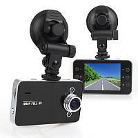 Автомобильный видеорегистратор DVR K6000 + HDMI, видеорегистратор Full HD Vehicle Blackbox DVR 1080p