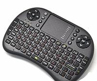 Беспроводная мультимедийная Wi-Fi клавиатура с тачпадом KEYBOARD wireless MWK08/i8 + Touch