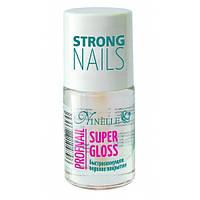 Ninelle Profnail Быстросохнущее верхнее покрытие Super Gloss