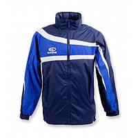 Куртка ветрозащитная Europaw TeamLine сине-т.синяя