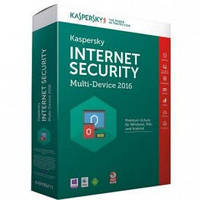 Kaspersky Internet Security 2016 - Multi-Device EEMEA Edition. 5+1 Device 1 year Base Box