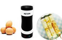 Вертикальная омлетница Еgg Мaster, прибор для приготовления яиц и омлета, яичный тостер омлетница