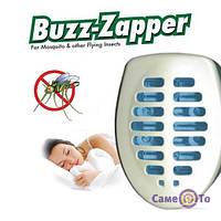 Отпугиватель комаров Buzz zapper, устройство для уничтожения насекомых, прибор в розетку от комаров