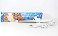 Плойка для локонов Елена A10-05, плойка щипцы для волос, плойка для завивки волос