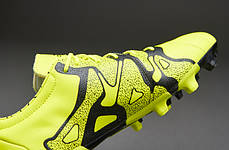 Бутсы Adidas X 15.2 Leather FG/AG B26960 (Оригинал), фото 2