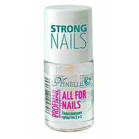 Ninelle Profnail Укрепляющее средство для ногтей 5в1 All For Nails