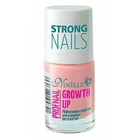 Ninelle Profnail Эффективное средство для ускоренного роста ногтей Growth Up