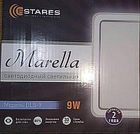 Накладной светодиодный светильник LED  Marella: DLS-9 9w белый универсальный свет