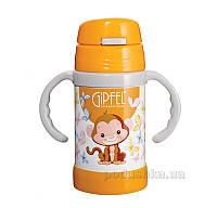 Термос детский Conto GIPFEL желтый Г8135