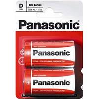 Батарейка Panasonic R03 1*4 блистер Zinc Special