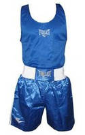 Форма боксерская Everlast МА-6011-B синяя