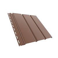 Панель айДахо коричневая