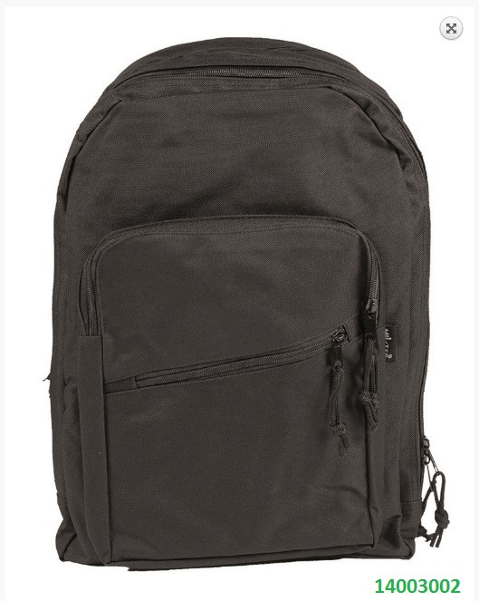 Рюкзак  MIL-TEC OD ′DAY PACK′ RUCKSACK  25 л 14003002 черный
