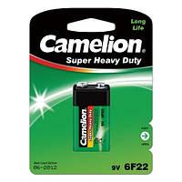Батарейка Camelion 6F22 1*1 блистер