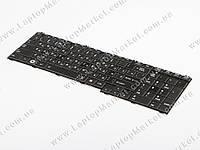 Оригинальная клавиатура TOSHIBA Satellite C650, C660, C670, L650, L655, L670, L675, L750, Black, RU