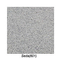 Мойка гранитная серая 45 см Galati Adiere Seda (601), фото 3