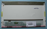 """Матрица 15.6"""" HB156WX1-100 (1366*768, 40pin, LED, глянцевая, разъем слева внизу) для ноутбука"""