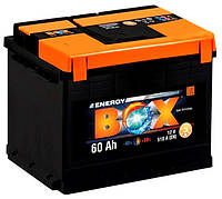 Аккумулятор Energy Box, 60 А/ч 6СТ-60-АЗ