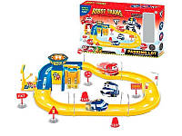 "Гараж ""Robot Trains"" ZY 644"