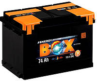 Аккумулятор Energy Box, 74 А/ч 6СТ-74-АЗ