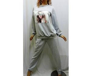 Пижама с длинным рукавом и длинными штанами, фото 2