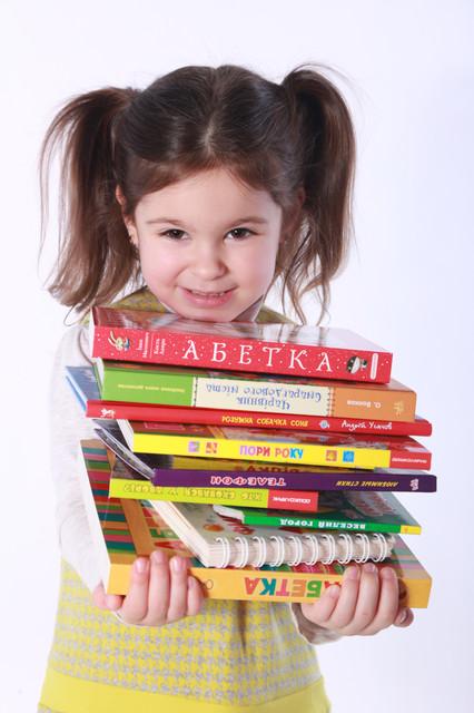Книги для детей 3-6 лет