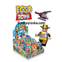 Яйцо Eggo Toys с драже 12 шт (Aras)