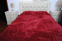 Покрывало Мишка  красного цвета 150*220