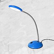 Настольная лампа 29-709S BL (синяя)