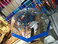 """Детский зонт """"маленькая акула"""""""