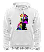Толстовка Звёздные войны Star Wars pop art